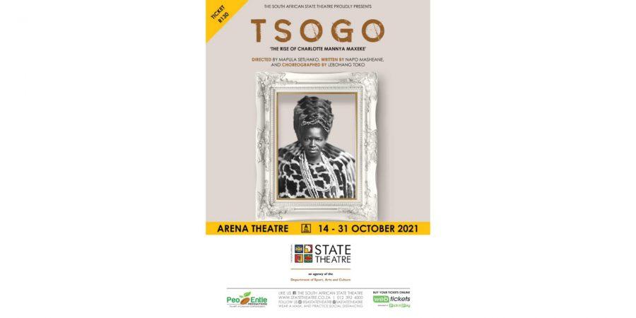 Tsogo - The rise of Charlotte Mannya Maxeke