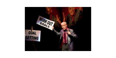 Aaron McIlroy as Truscott Price in 'The Loser'. Photo: Val Adamson.