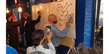 Fun was had at the Comic Con Cape Town pop up event at CTIAF. Photo: Mark Wessels.