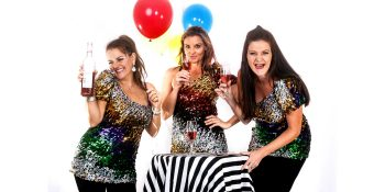 The Glitter Girls