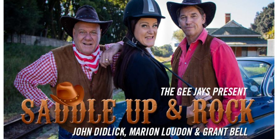 Saddle Up and Rock – The Gee Jays